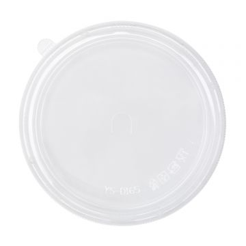 Karat 32oz Paper Short Bucket Lids - 360 ct