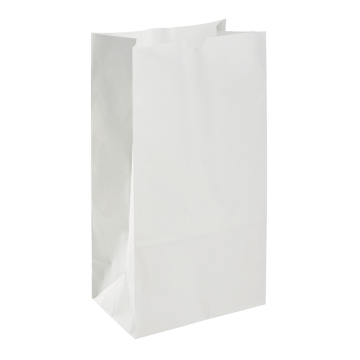 Karat 12lb Paper Bag - White - 1,000 ct