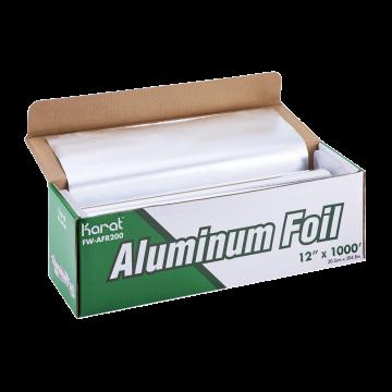 "Karat 12""x 1000"" Standard Aluminum Foil Roll, FW-AFR200"