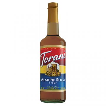Torani Almond Roca Syrup (750 mL), G-Almond Roca