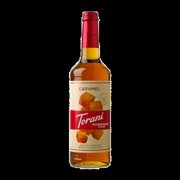 Torani Puremade Caramel Syrup - 750mL