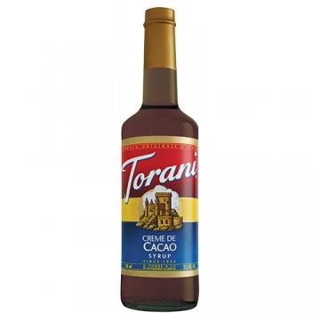Torani Creme de Cacao Syrup (750 mL), G-Creme De Cacao