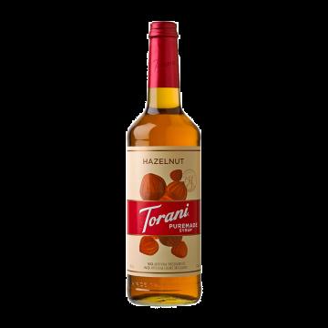 Torani Puremade Hazelnut Syrup - 750mL