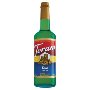 Torani Kiwi Syrup (750 mL), G-Kiwi