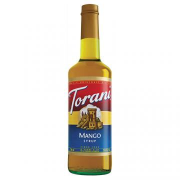 Torani Mango Syrup (750 mL), G-Mango