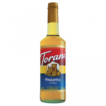 Torani Pineapple Syrup (750 mL)