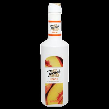 Torani Peach Puree Blend (1L), G-Puree Blend (Peach), 1L