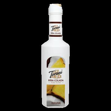 Torani Pina Colada Puree Blend (1L), G-Puree Blend (Pina Colada), 1L