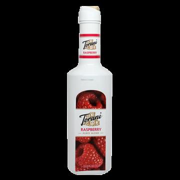 Torani Raspberry Puree Blend (1L), G-Puree Blend (Raspberry), 1L