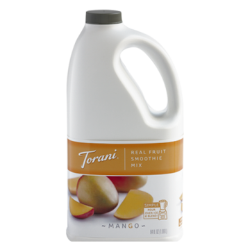 Torani Mango Real Fruit Smoothie Mix (64oz), G-RealFruit Smoothie (MANGO)