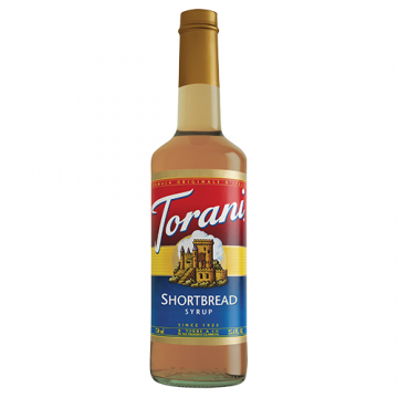 Torani Shortbread Syrup (750 mL), G-Shortbread