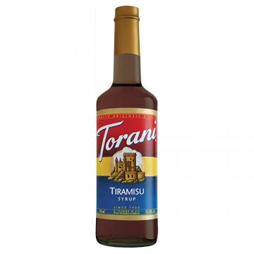Torani Tiramisu Syrup (750 mL), G-Tiramisu