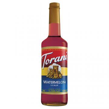 Torani Watermelon Syrup (750 mL), G-Watermelon