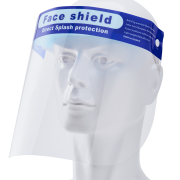 Karat Anti-Fog Face Shield - 10 pcs