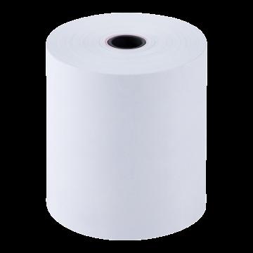 """Karat 3 1/8"""" x 273' Thermal Paper Rolls - White - 50 ct"""