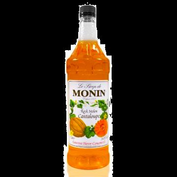 Monin Rock Melon Cantaloupe Syrup (1L), H-Cantaloupe, Rock Melon 1.0L