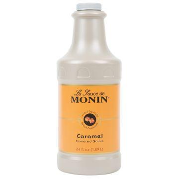 Monin Caramel Sauce (64oz)