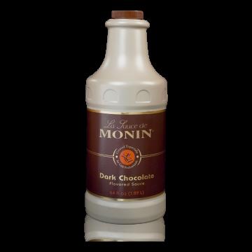 Monin Dark Chocolate Sauce (64oz), H-Chocolate-S