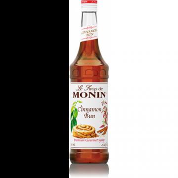 Monin Cinnamon Bun Syrup (750mL), H-Cinnamon Bun