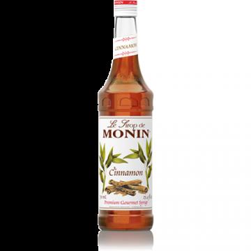 Monin Cinnamon Syrup (750mL), H-Cinnamon