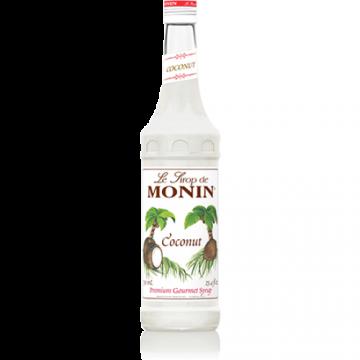 Monin Coconut Syrup (750mL), H-Coconut