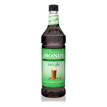 Monin Iced Coffee Concentrate