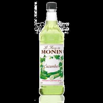 Monin Cucumber Syrup (1L), H-Cucumber, 1.0L