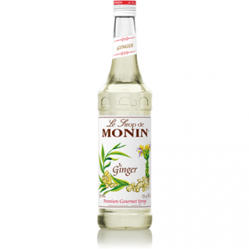 Monin Ginger Syrup (750mL), H-Ginger