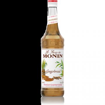 Monin Gingerbread Syrup (750mL), H-Gingerbread