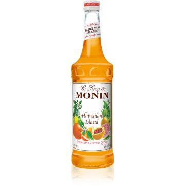 Monin Hawaiian Island Syrup (750mL), H-Hawaiian Island