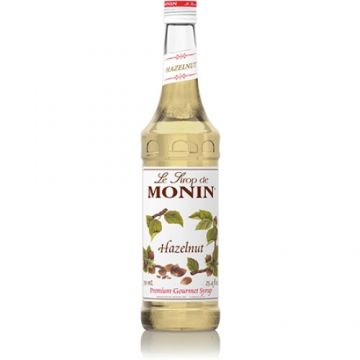 Monin Hazelnut Syrup (750mL), H-Hazelnut