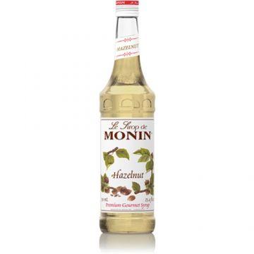 Monin Hazelnut Syrup (750mL), H-Hazelnut