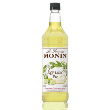 Monin Key Lime Pie Syrup (1L), H-Key Lime Pie, 1.0L