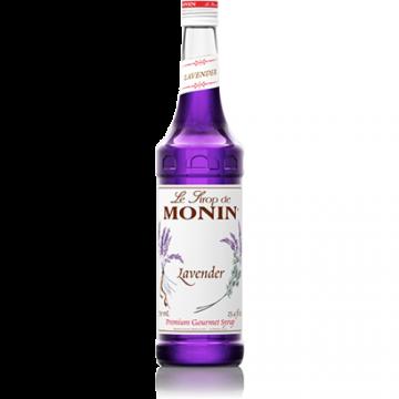 Monin Lavender Syrup (750mL), H-Lavender