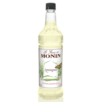 Monin Lemon Grass Syrup (1L), H-Lemon Grass, 1.0L
