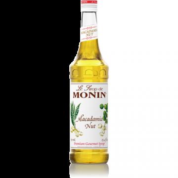 Monin Macadamia Nut Syrup (750mL), H-Macadamia Nut