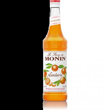 Monin Mandarin Syrup (750mL), H-Mandarin