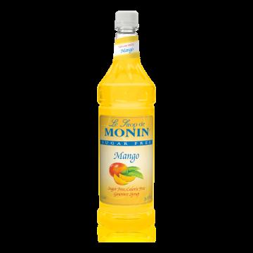 Monin Mango Sugar-Free, Calorie Free Syrup