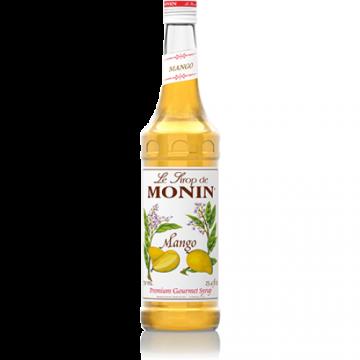 Monin Mango Syrup (750mL), H-Mango