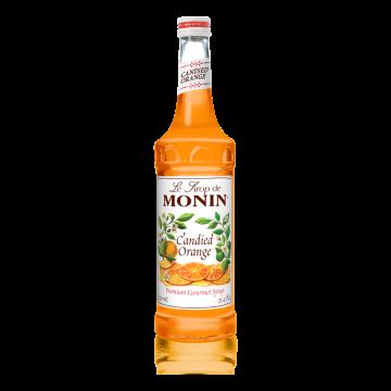 Monin Premium Gourmet Candied Orange Syrup 750ml