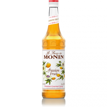 Monin Passion Fruit Syrup (750mL), H-Passion Fruit