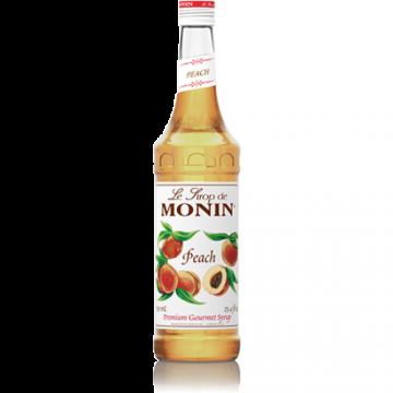 Monin Peach Syrup (750mL), H-Peach