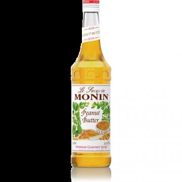 Monin Peanut Butter Syrup (750mL), H-Peanut Butter