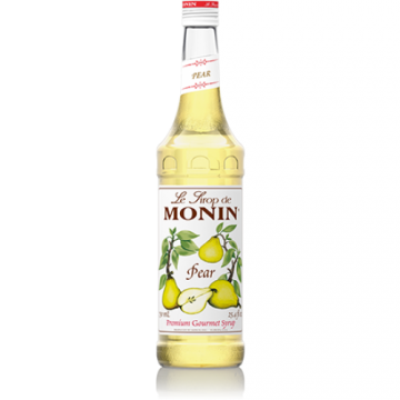 Monin Pear Syrup (750mL), H-Pear