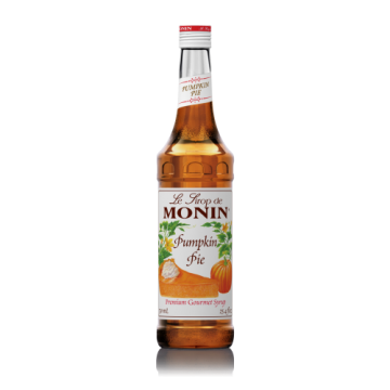 Monin Pumpkin Pie Syrup (750mL)
