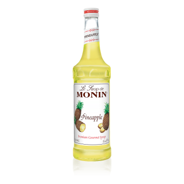 Monin Pineapple Syrup 750ml