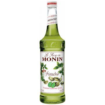 Monin Pistachio Syrup (750mL), H-Pistachio