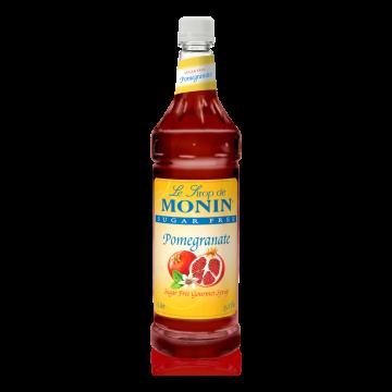 Monin Sugar-Free Pomegranate Syrup