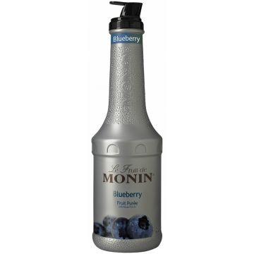 Monin Blueberry Fruit Puree (1L), H-Puree, Blueberry