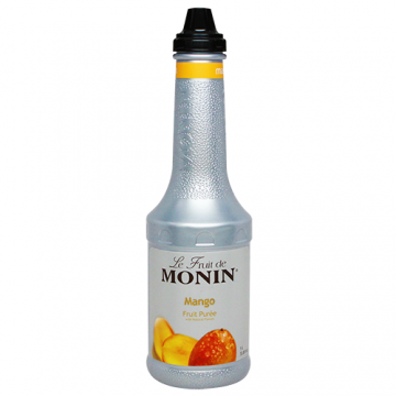 Monin Mango Fruit Puree (1L), H-Puree, Mango
